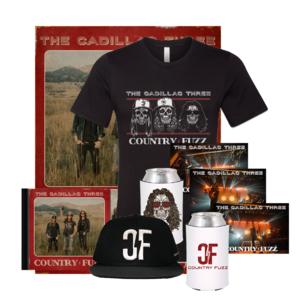 The Cadillac Three: Country Fuzz  - CD