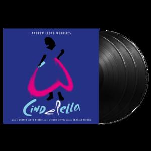 Andrew Lloyd Webber: ANDREW LLOYD WEBBER'S Cinderella Triple Vinyl Set