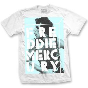 Freddie Mercury: Freddie Mercury Nordamerika Live T-Shirt
