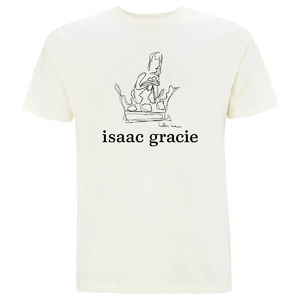 Isaac Gracie: Hollow Crown T-Shirt
