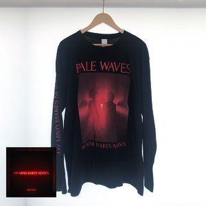 Pale Waves: My Mind Makes Noises Longsleeve T-Shirt Bundle