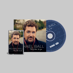 Michael Ball & Alfie Boe: Coming Home To You Signed CD + Cassette