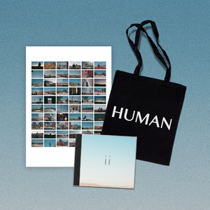 Aquilo: Signed CD + Tote + Poster