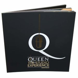 Queen The Studio Experience: Brochure ufficiale Queen Studio Experience