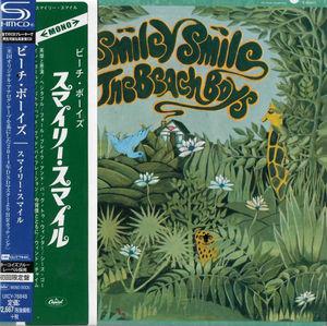 The Beach Boys: Smiley Smile: SHM-CD