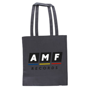 AMF Records: AMF Logo Tote Bag