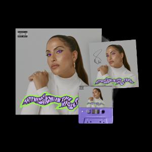 Snoh Aalegra : VINYL (BLACK STANDARD) + CASSETTE + SIGNED ART CARD