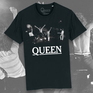 Queen: South America Live '81 T-Shirt