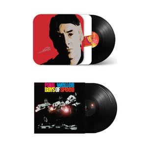 Paul Weller: Days of Speed + Illumination Vinyl Reissue Bundle