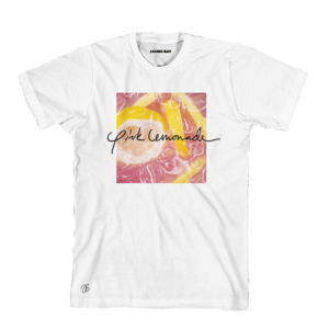 james bay: Pink Lemonade Tee
