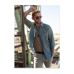 Brett Young: Tennessee Hand Numbered Poster