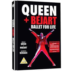 Queen & Bejart: Ballet For Life Limited Edition DVD