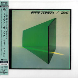 Eddie Jobson / Zinc.: The Green Album: Platinum SHM
