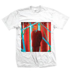 Paul Weller: Sonik Kick White T-Shirt