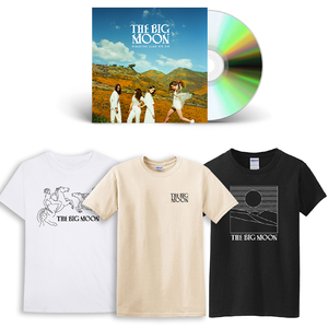 The Big Moon: CD + T-Shirt