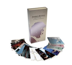 Andrea Bocelli: The Complete Pop Albums