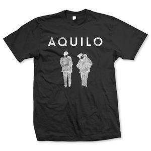 Aquilo: Silhouettes T-shirt (Black)