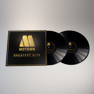 Various Artists: Motown Greatest Hits - Vinyl LP