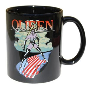 Queen: Taza USA Mistress de Queen