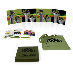 Various Artists: The Brain Box - Cerebral Sounds Of Brain Records 1972-1979