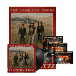 The Cadillac Three: Back Home Bundle - LP