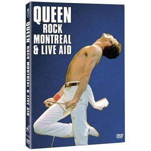 Queen: Queen Rock Montreal 1981 e Live Aid 1985