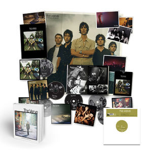The Verve: Urban Hymns Super Deluxe CD, 12
