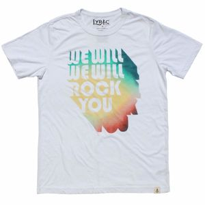 Queen: T-Shirt We Will Rock You