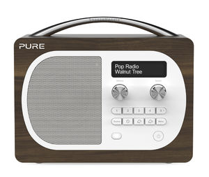 Pure: Evoke D4 (Walnut)