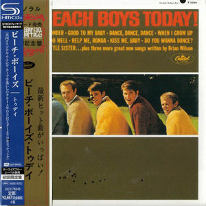 The Beach Boys: Today!: SHM-CD