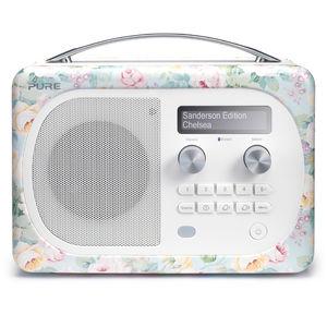Pure: Evoke D4 Mio with Bluetooth (Sanderson, Chelsea)