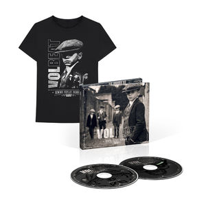 Volbeat: Limited Edition Deluxe CD + Shirt