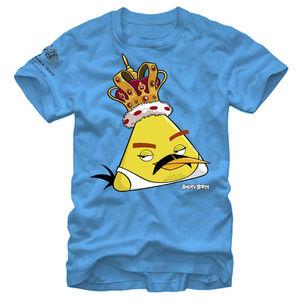 Freddie Mercury: Freddie Mercury Angry Birds T-Shirt