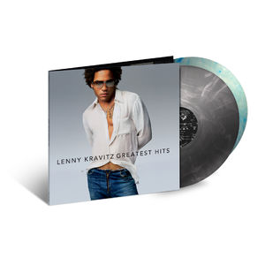Lenny Kravitz: Greatest Hits: Exclusive Clear Swirl Vinyl