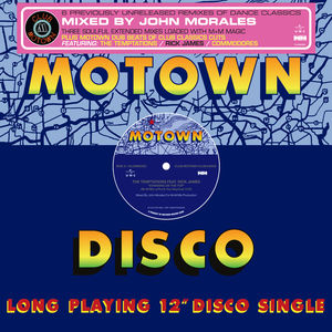 Various Artists: John Morales Presents Club Motown Kings