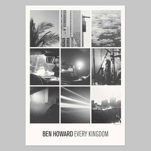 Ben Howard: EK GRID PHOTO POSTER
