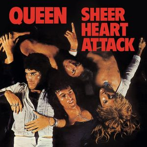 Queen: Sheer Heart Attack (edición estándar remasterizada)