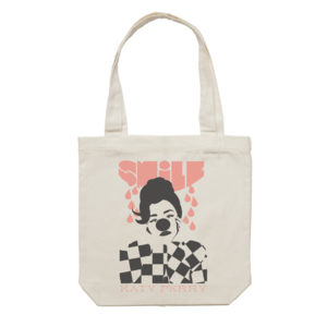 Katy Perry: Smile Canvas Tote