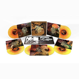 The Allman Brothers Band: Trouble No More - 50th Anniversary Collection: Exclusive Orange & Red Splatter Vinyl Box Set
