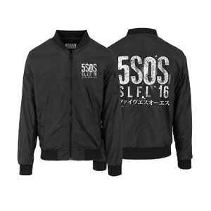 5 Seconds of Summer: SLFL Japanese Dates Bomber Jacket