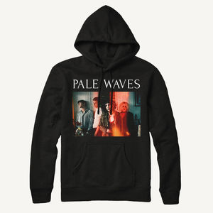 Pale Waves: 2017 Tour Dateback Hoodie