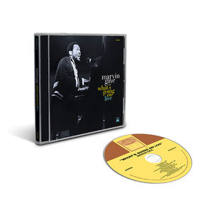 Marvin Gaye: What's Going On Live CD