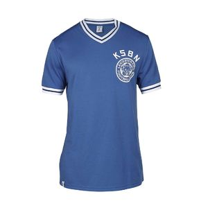 Kasabian: Retro Shirt Blue