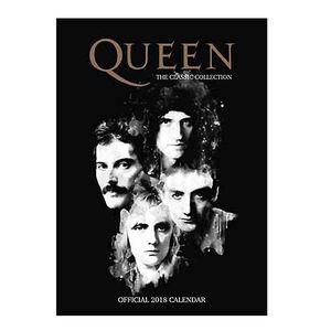 Queen: Queen Calendar 2018