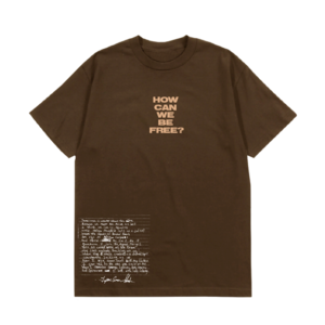 2Pac: HOW CAN WE BE FREE T-SHIRT