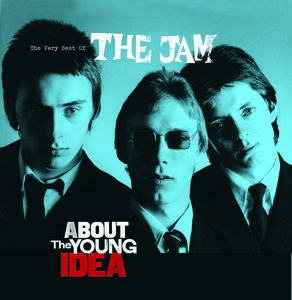 The Jam: 'About The Young Idea' x3 Colour LPs