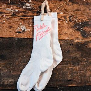 Fickle Friends: Socks