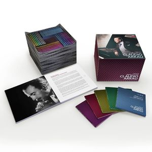 Claudio Arrau: Claudio Arrau: Complete Philips Recordings