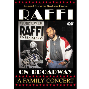 Raffi: On Broadway (DVD)