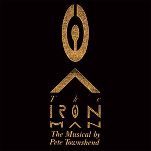 Pete Townshend: The Iron Man: The Musical By Pete (Silver Vinyl)